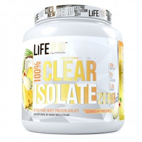 Clear Isolate Zéro - 800g   Life Pro Nutrition