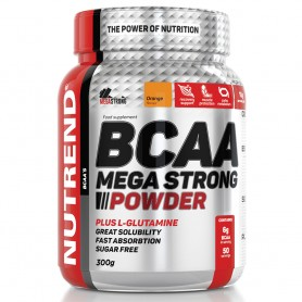 BCAA Mega Strong 4:1:1 - 500g Poudre   Nutrend