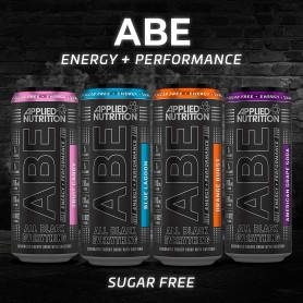 ABE Boisson Booster 0% sucre   Applied Nutrition