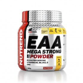 EAA Mega Strong Poudre - 300g   Nutrend