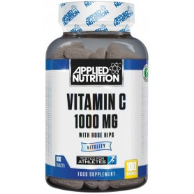 Vitaine C 1000mg - 100 Tablettes  Applied Nutrition