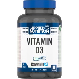 Vitamine D3 - 90 Tablettes   Applied Nutrition