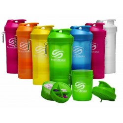 Shaker - Smartshake - 400ml + 2 compartiments
