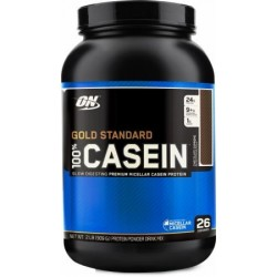 100% Caséin Gold Standard 900gr - OPTIMUM NUTRITION