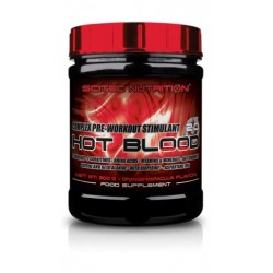 Hot Blood orange -300gr - SCITEC NUTRITION