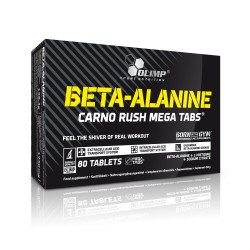 BETA-ALANINE CARNO-RUSH - OLIMP