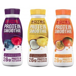 Protéin Smoothie 330ml - SCITEC NUTRITION