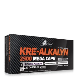 KRE ALKALYN 2500 MEGA CAPS / OLIMP