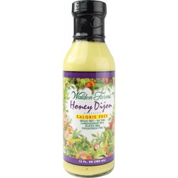 Vinaigrette Miel moutarde 0% Kcal - 355ml -WALDEN FARMS