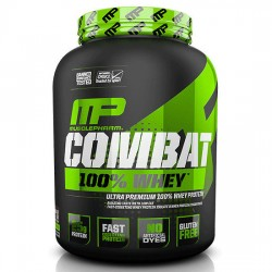 COMBAT 100% Whey MUSCLE PHARM