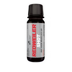 Redweiler Shot 60 ml - OLIMP NUTRITION