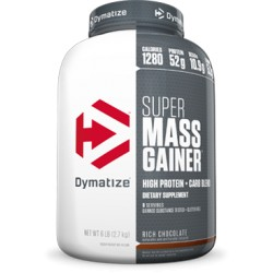 Super Mass Gainer 2.9 kg- DYMATIZE