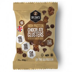 CRISPY PROTEIN CLUSTERS - DR ZAKS