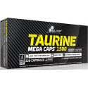 Taurine - 120 Mega caps - OLIMP NUTRITION