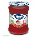 Confiture Fraise sans sucre - HERO DIET