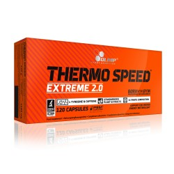 Thermo Speed Extreme 2.0 - 120 gélules - OLIMP