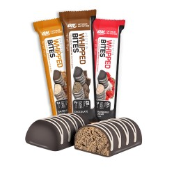 Barre Protéinées Whipped Bites - OPTIMUM NUTRITION