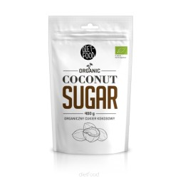 Sucre de coco Biologique - 400gr DIET FOOD
