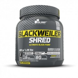Blackweiler Shred 480gr - OLIMP NUTRITION