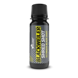 Blackweiler Shred - Shot 60ml - OLIMP NUTRITION