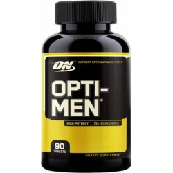 OPTI-MEN Vitamines OPTIMUM NUTRITION