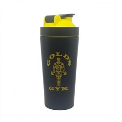 Shaker Métal - 700ml - Gold's Gym
