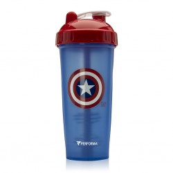Shaker Captain America - 800ml - PERFORMA