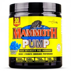 Mammoth Pump - 270g - INTERACTIVE NUTRITION