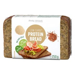 Pain Protéiné Low Carb - 250gr - BODY ATTACK