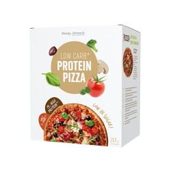 Protein Pizza Low Carb - 157g - BODY ATTACK