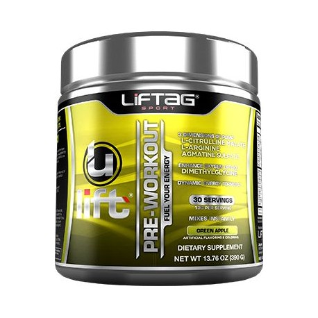 U-Lift - Pré-workout - 390g - LIFTAG