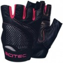 Gants Pink Style Fitness Cuir SCITEC NUTRITION