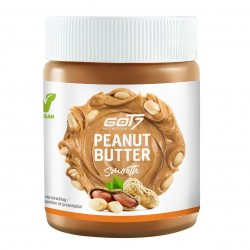 Beurre de cacahuète Smooth 500gr - GOT 7 NUTRITION