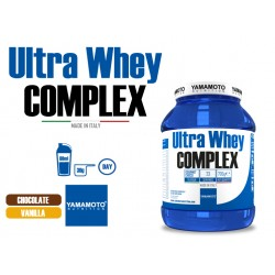 Ultra Whey Complex 2kg - YAMAMOTO NUTRITION