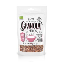 Granola cacao et graines - 200g - DIET FOOD