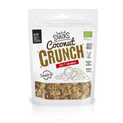Coconut Crunch Biologique - 150g - DIET FOOD