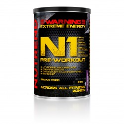 N1 Pre-workout - 510g - NUTREND
