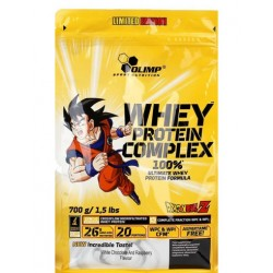Whey Protein CompleX 100% - 700g - OLIMP