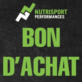 Bon d'achat NUTRISPORT PERFORMANCES