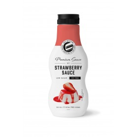 SWEET PREMIUM SAUCE FRAISE 0% Kcal - GOT 7 NUTRITION