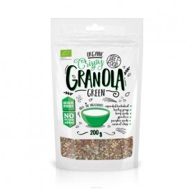 Granola aux fruits et graines - 200g - DIET FOOD