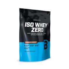 ISO WHEY ZERO NATIVE 500gr - BIOTECH