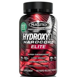 HYDROXYCUT Hardcore elite - MUSCLETECH