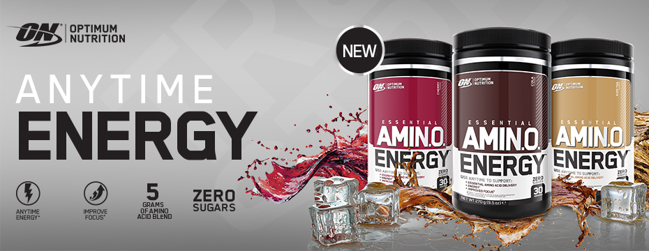 Amino energy optimum NUTRISPORT PERFORMANVCES